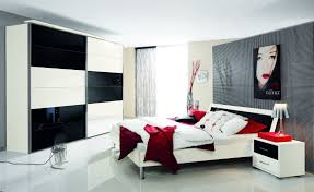 Red Bedroom Decorating Ideas Black White And Red Bedroom Decorating Ideas Best Interior House