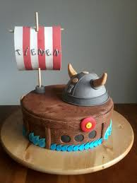 Dragon Ball Z Cake Decorations by Click For A Larger View Wickie Pinterest Vikings Cake And