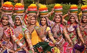 nation gears up to celebrate navratri and durga puja