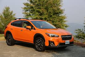 small subaru car 2018 subaru crosstrek review autoguide com news