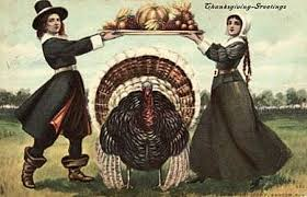 a real thanksgiving history
