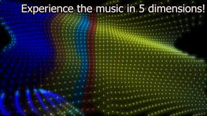 trance 5d music visualizer android apps on google play