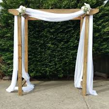 timber wedding arch hire gippsland wedding arch inspiration