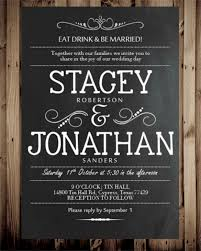 Free Sample Wedding Invitations 26 Chalkboard Wedding Invitation Templates U2013 Free Sample Example