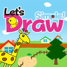 let u0027s draw simple teaches children the basics of drawing app