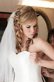 dressy hairstyles for medium length hair bridal hairdo with curls medium length wedding updos with hair
