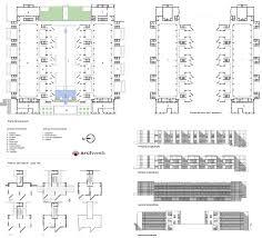 kimbell art museum floor plan salk institute for biological studies la jolla ca 1959 65