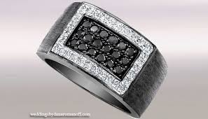 rings for black diamond wedding rings for men is a unique of