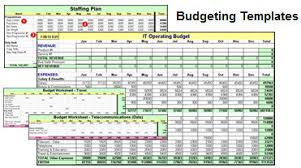 Corporate Budget Template Excel Budget Excel Xlsx Templates Excel Xlsx Templates