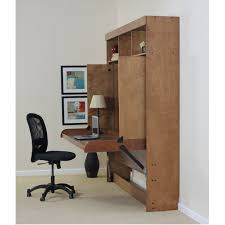 interior murphy desk murphy bed with table u201a contemporary murphy