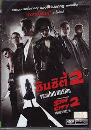 film blu thailand sin city dame to kill for เม องคนบาป 2 dvd thai audio version