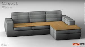 L Bench Concrete L Bench Design By Omc