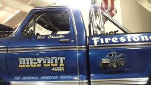bigfoot monster truck youtube bigfoot 1 the original monster truck youtube
