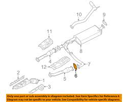 nissan maxima qx for sale south africa nissan oem exhaust front pipe gasket 2069265j00 ebay