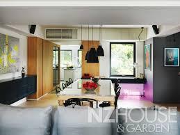 hong kong tiny apartments open plan kitchen living and dining area in stylish hong kong