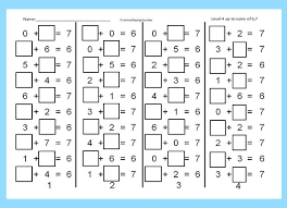 collection of solutions find the missing number worksheets with