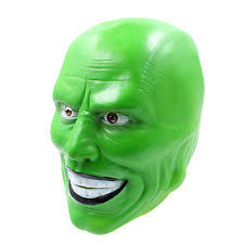 The Mask Costume The Mask Costume Ebay
