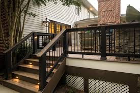 What Is A Banister On Stairs Decks Com Deck Railing Codes