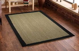 Jute And Sisal Rugs Decorating Round Jute Seagrass Rugs For Charming Floor Decoration