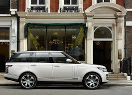 land rover dubai here u0027s the new range rover autobiography business insider