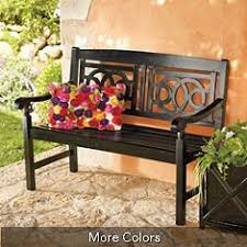 Design For Outdoor Wooden Bench by 10 Ways To Decorate With Benches Bench Seat Front Porches And Porch
