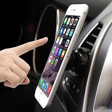 porta iphone auto supporto auto smartphone magnetico universale poophuns calamita