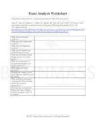 statistical analysis roddy analysis worksheet