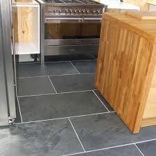 black montauk black cleft slate tile 12 x24