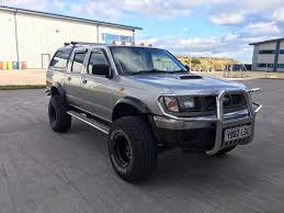 Navara D22 Canopy by Sold Nissan Navara D22 2 5 Td Off Road Lifted 89600 Miles In