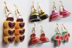 earrings paper paper quilling earrings paper quilling earrings suppliers and