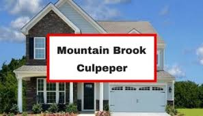 highpoint of culpeper homes for sale