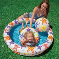 Backyard Blow Up Pools by Outdoor Pools Inflatable Pools Kiddie And Baby Pools