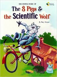 simple story 3 pigs scientific wolf mary fetzner