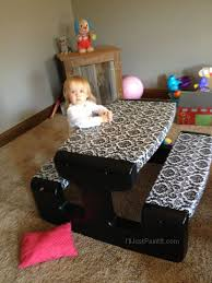Little Tikes Play Table Redoing A Little Tikes Table Hometalk