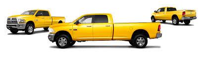 Dodge Ram Yellow - 2010 dodge ram pickup 2500 4x2 slt 4dr crew cab 8 ft lb pickup