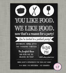 the 25 best potluck invitation ideas on pinterest fall party