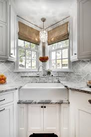Best 25 Stainless Steel Sinks Ideas On Pinterest Stainless Kitchen Designs With Corner Sinks Kitchens Tiny Kitchen With White
