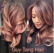 on trend hair colours 2015 trend alert rose gold hair saminaslifestylespace