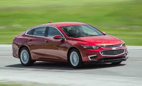 2016 chevrolet malibu hybrid test u2013 review u2013 car and driver
