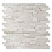 Faux Stone Kitchen Backsplash Inoxia Speedtiles Himalayan 11 75 In X 11 6 In Stone Adhesive
