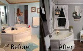 bathroom remodeling ideas before and after 10 before and after bathroom remodel ideas for 2017 2018 decorationy