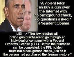 Internet Lies Meme - meme exposes hard truth about obama s gun control lies
