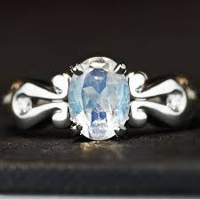 moonstone engagement rings moonstone engagement rings harriet kelsall