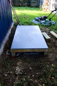 how to build a small wooden shed the home depot blog