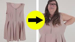 what plus size clothing looks like on plus size women youtube