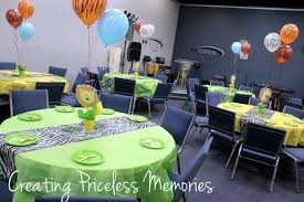 safari baby shower decorations baby showers ideas