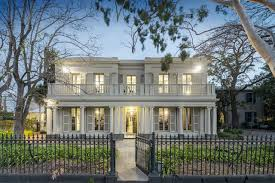 a neoclassical home outside melbourne wsj