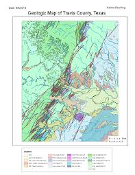 Austin County Map by Geo326g 386g Spring 2014 Maps Of The Week