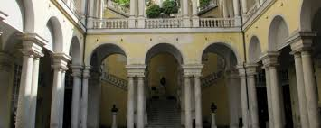il cortile genova michele siri genoa centre for and finance