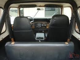 jeep hardtop interior cj jamboree cj7